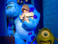 Disney California Adventure - Monsters, Inc. Mike & Sulley to the Rescue!